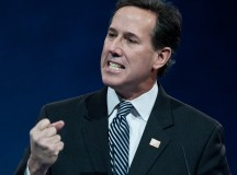 Rick Santorum Announces Exit from 2008 Presidential Campaign