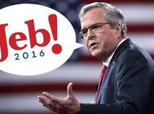 Jeb to Go Back in Time, Resurrect Entire Campaign