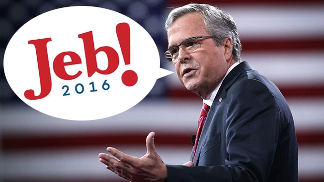 Jeb to Go Back in Time, Resurrect Entire Campaign