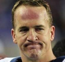 Connections to Steroid Ring Finally Explain Peyton Manning's Giant Forehead