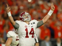 45-40: Literacy Scores of Alabama Versus Clemson