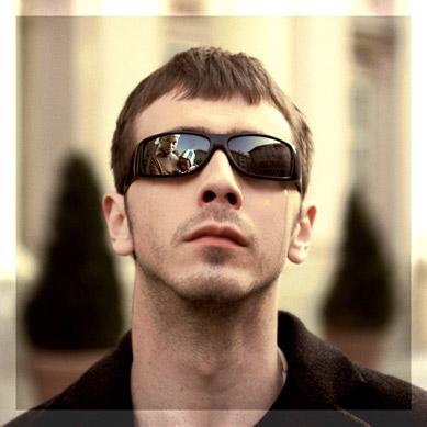 Blind Man Doesn't Even Hear Race