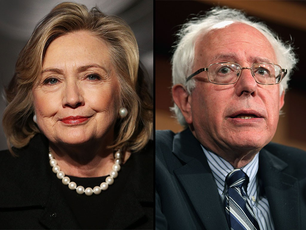 Clinton, Sanders to Go Shot-For-Shot in Event of New Hampshire Tie