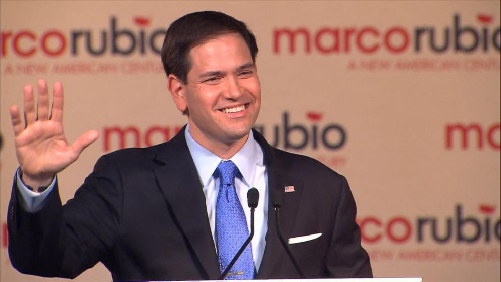 Falling In Polls, Rubio Unleashes 'First The Worst, Second The Best' Strategy