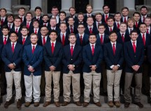 """National Theta Chi Fraternity: """"Human Centipede Is For Pledges ONLY"""""""