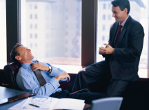Honest Resume Sparks Hysterical Laughter In Boardroom