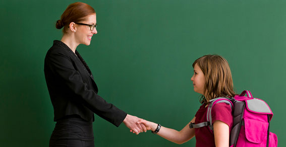 """Area Middle Schooler To Call Friends Parent's """"You"""" For Next Six Years"""