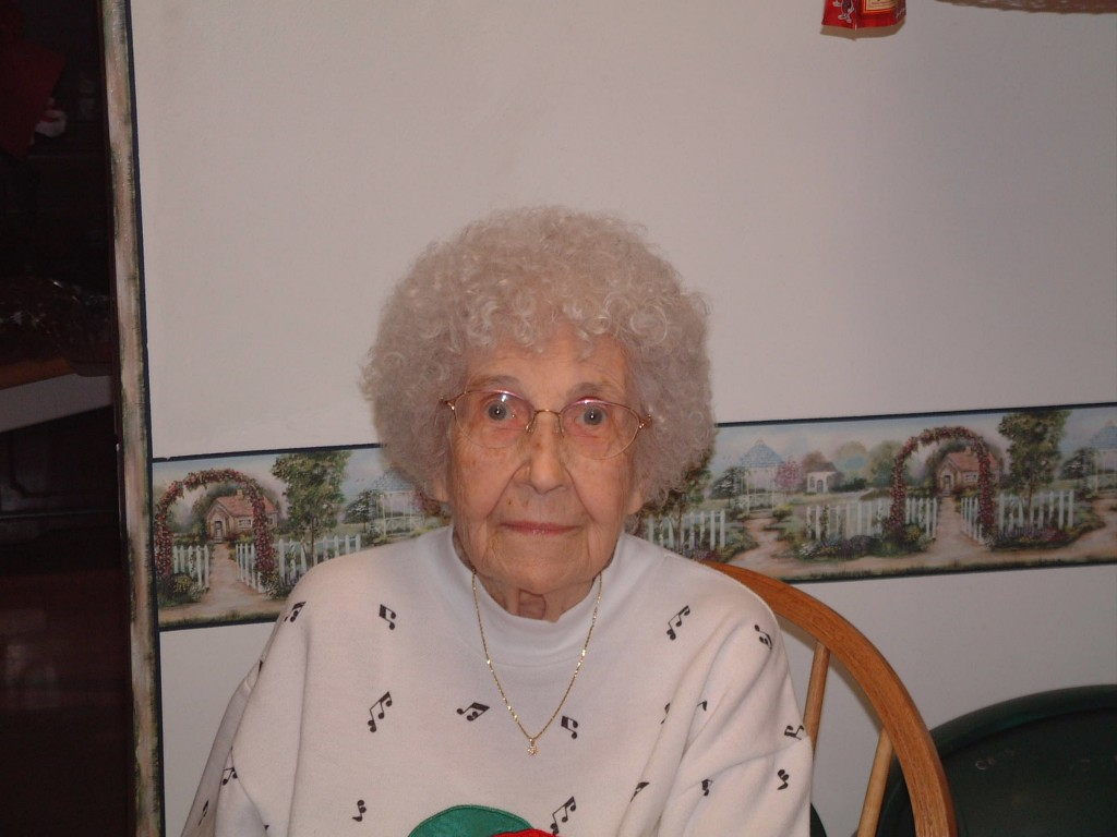 """Cool Grandma Plans To Get """"Eggnog Blitzed"""" This Holiday Season"""