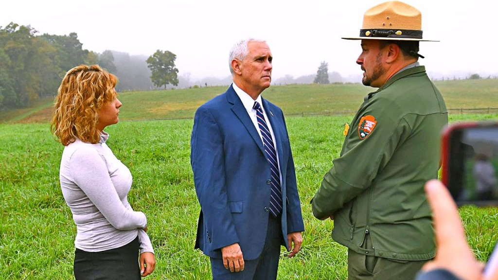 My Sunday Afternoon With Vice President Elect Mike Pence
