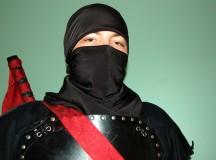 Ninja Loses Throwing Stars, Keys in Worst Day Ever