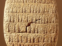 True Aficionado Listens Only To Music Pressed onto 5,000-Year-Old Sumerian Clay Tablets