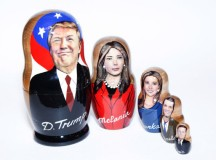 Trump Family Probably Actually Just A Set of Russian Nesting Dolls
