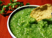 Stupid Salsa Verde Not Guac and Never Will Be