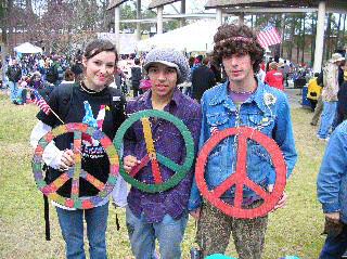 Hippie Club Changes Name to Students For a Sustainable Stanford