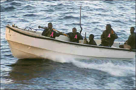 Somali Pirates? More Like Robin Hood of the Seas