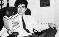 Neil Gorsuch Senior Year 1985 Georgetown Preparatory School, Rockville, MD President of the Yard Credit:  Seth Poppel/Yearbook Library