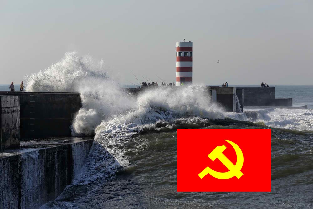 Sea Levels Rising, Seizing the Means of Production