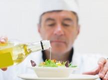 Vegan Pervert Spies on Salad Dressing