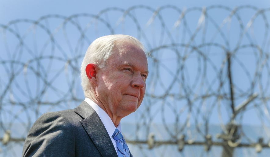 Op-Ed: Jeff Sessions Found Me Smoking Weed on Wilbur Field And Now I'm In Federal Prison