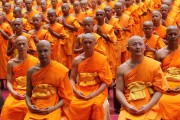 Monk Ranked Second to Nun in Poll of Coolest Religious Figures