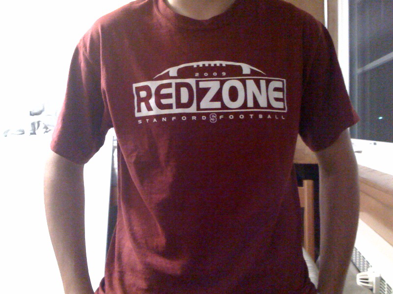 Free Stanford Education With the Purchase of a $50,000 Red Zone Tshirt