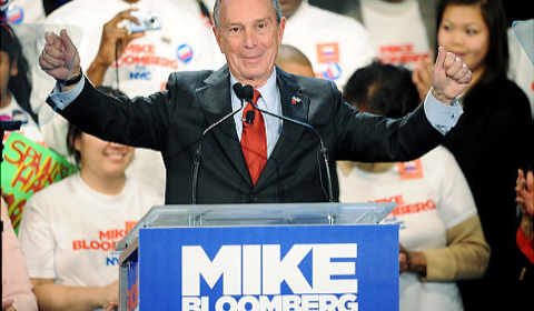 Bloomberg Accomplishes Impossible — Uses Billions of Dollars to Defeat Unknown
