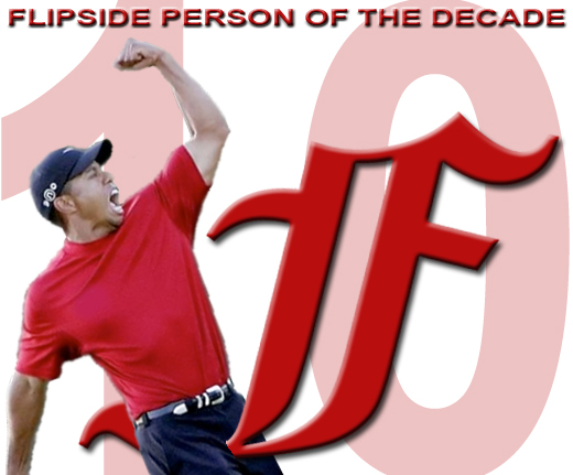 Stanford Flipside Person of the Decade: Tiger Woods