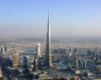 Dubai Builds World's Tallest Skyscraper to Compensate For Something