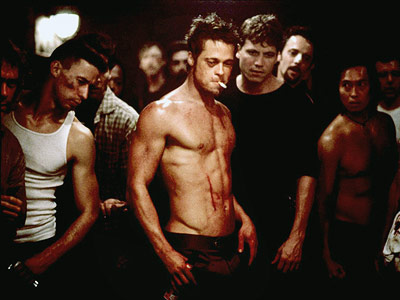 Fight Club Totally Beats the Shit Out of Non-Violence Club
