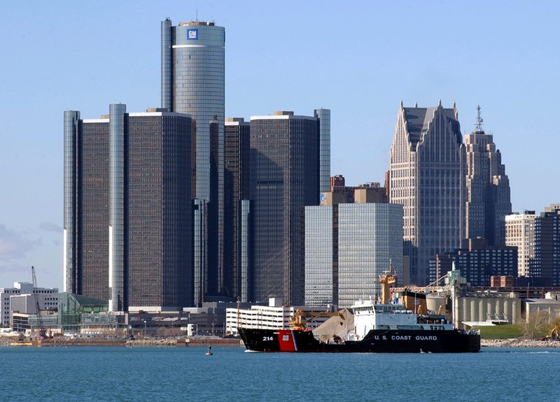Seeking Aid, Detroit Considers Artificial Earthquake