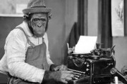 We Locked Infinite Monkeys In A Room With Infinite Typewriters, And Now The Monkeys Won't Stop Fucking The Typewriters