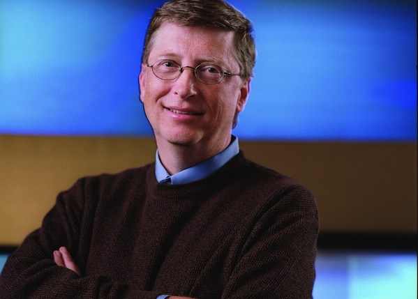 TECH UPDATE: Bill Gates In Need Of Disk Cleanup, Defragmentation