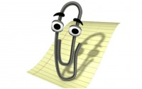 Clippy Shows Dying Grandmother how to Write her Will