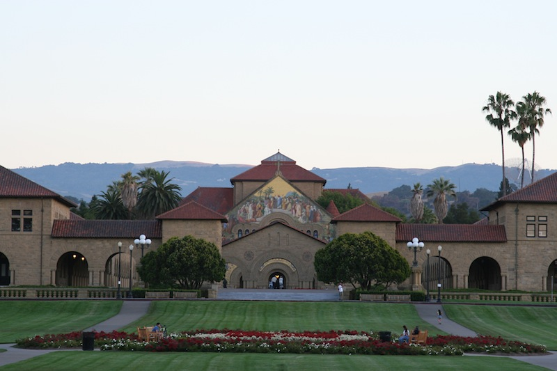 Stanford Admissions Rate Drops Below Zero
