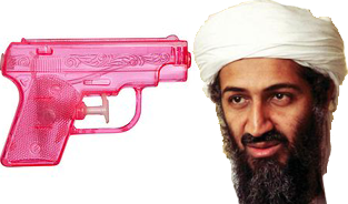 Assassins Update: Terminators Still Can't Find Osama