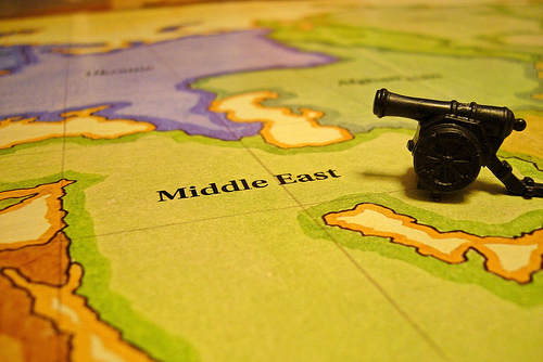 Jewish-Muslim Game Night Devolves into Heated Game of Risk