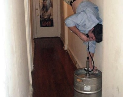 AlcoholEDU Teaches Safe Kegstand Techniques