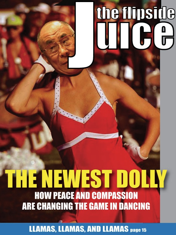The Flipside Juice: The Newest Dolly