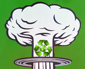 US Military Unveils Environmentally Friendly Nukes