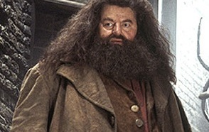 Hagrid Loses 130 Pounds for Latest Potter Film
