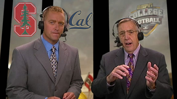 Predictions: Stanford vs. Cal