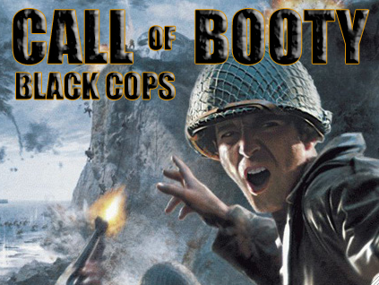 Review of Activision's Call of Booty: Black Cops Video Game