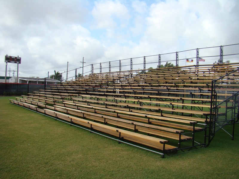 Stanford Builds New 400 Seat Stadium