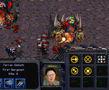 North Korea Launches Starcraft attack on South Korea