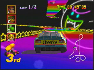 NASCAR to add Rainbow Road course to 2011 schedule