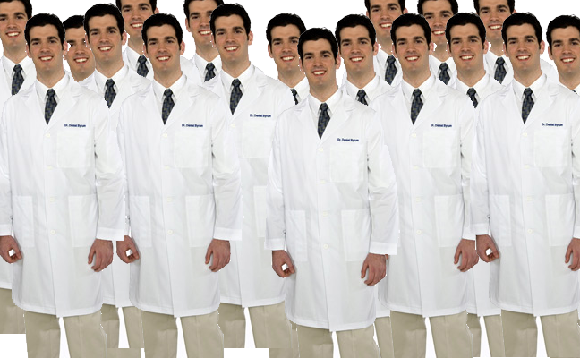 Clone Army of Undergrad Premed Interns Created Inside SLAC