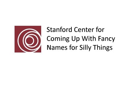 Center for Coming Up With Fancy Names for Silly Things Announces New Global Peace Summit for Prosperity and Change