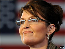 "Obama Wins, Palin Says ""Gosh Darnit"""
