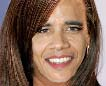 Barack Obama Gets A Sex Change; US Has First Black and Female President