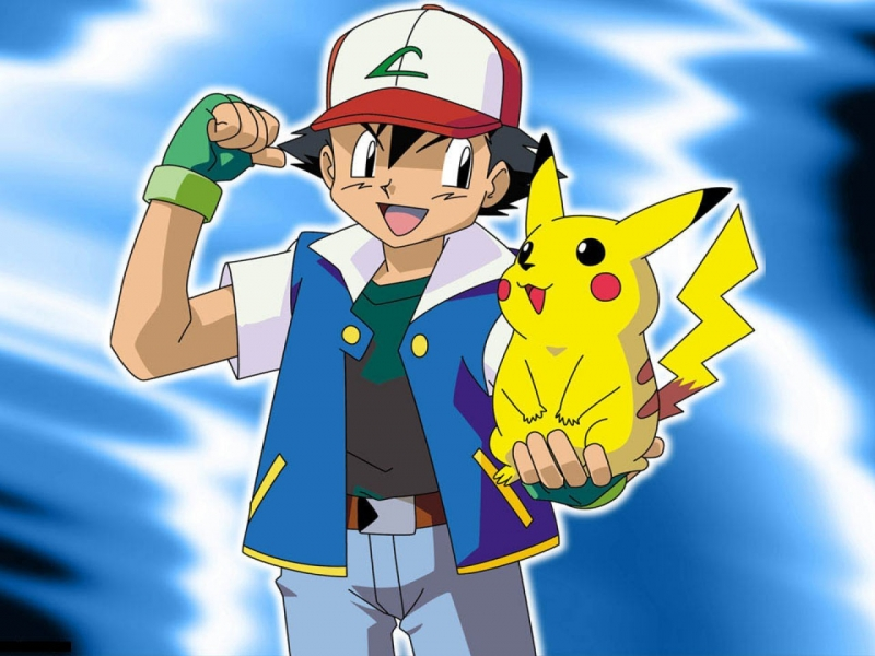 Pokemon Club Celebrates Ash Wednesday